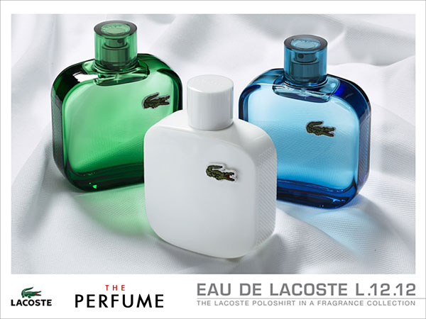 Nuoc hoa Eau De Lacoste L 12 12 Green EDT 100ml